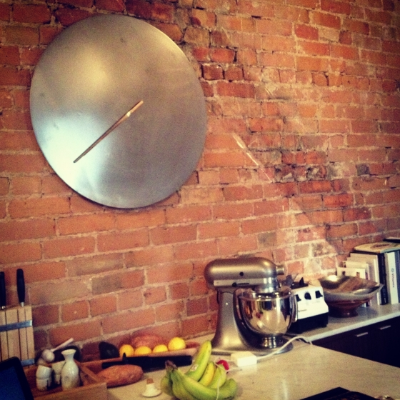 Kitchen Clock 2