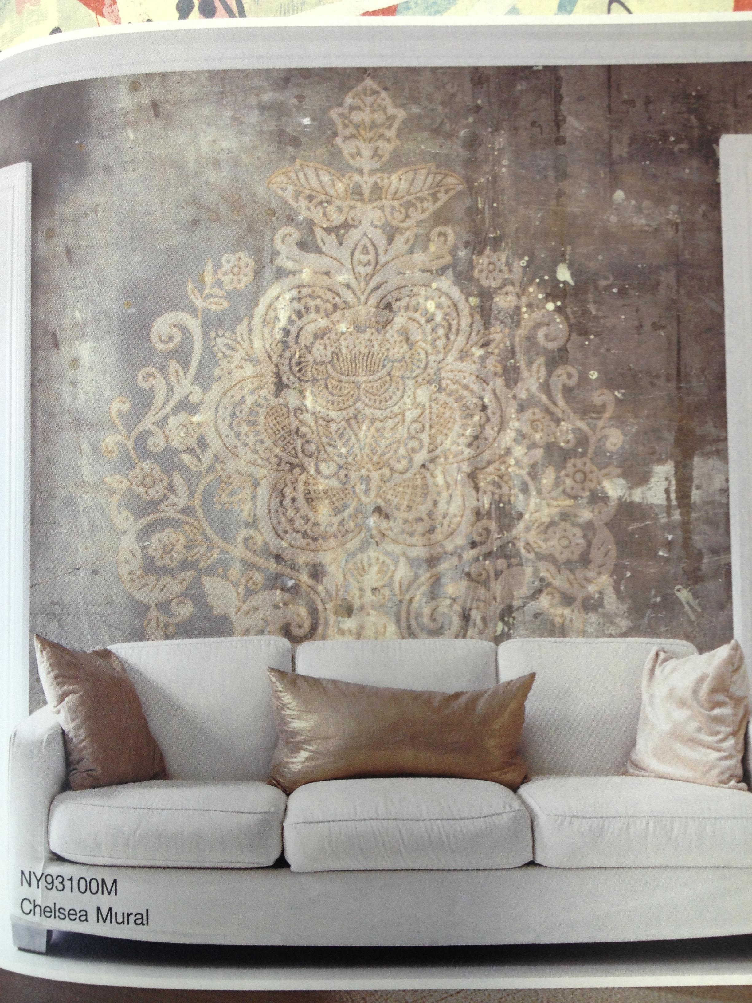 Mural mrs content for Mural wallpaper