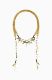 Laurel Lariat Necklace